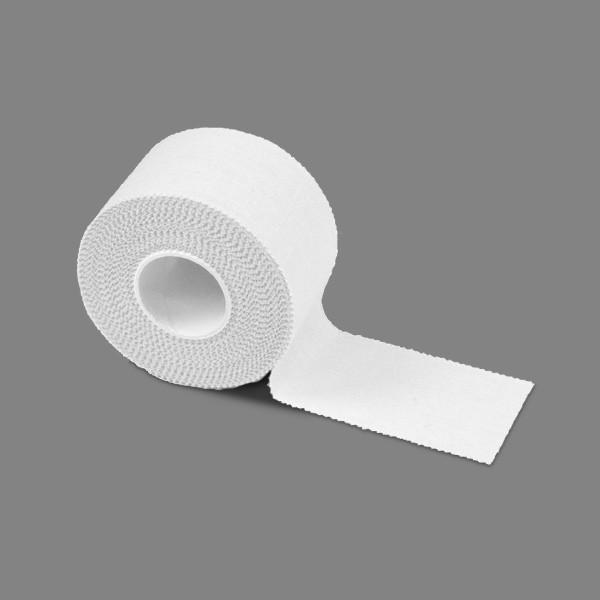 Teamsport-Tape 3,8 x 9 m weiß hohe Klebkraft abreißbar