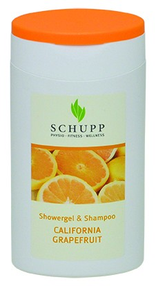 Schupp California Grapefruit Showergel & Shampoo