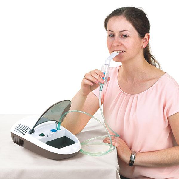 Inhalator MEDIC-SAVE für Zuhause und Klinik