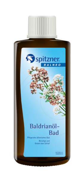 Spitzner Baldrianöl-Bad 190 ml