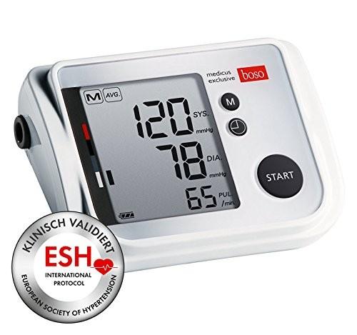 Blutdruckmessgerät Boso-Medicus Armumfang 16 - 22cm