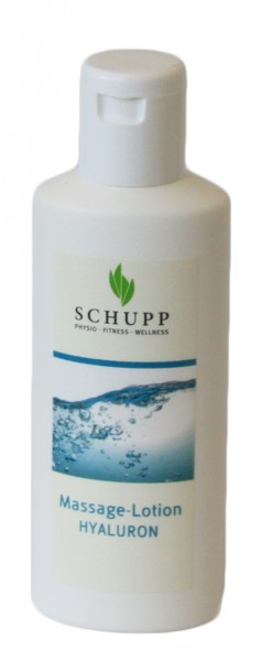 Schupp Massage-Lotion Hyaluron