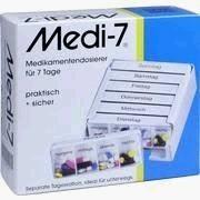 Medi 7 Medikamentendosierer