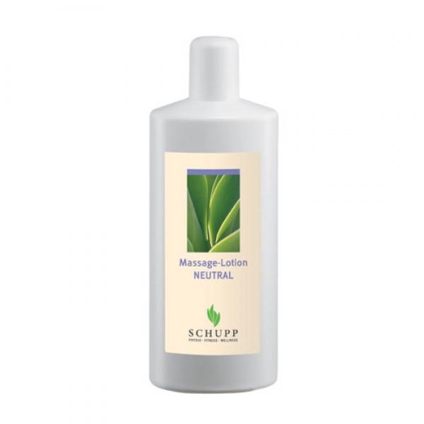 Schupp Massagelotion neutral 6 x 1000 ml + 1 Spender