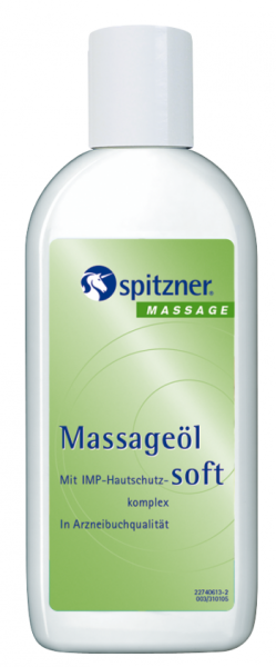 Spitzner Massageöl soft