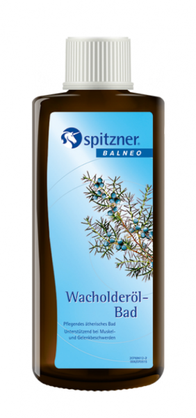 Spitzner Wacholderöl-Bad 190 ml