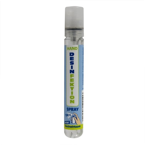 DESIN Handdesinfektionsspray 15 ml to ein Muss für jede Handtasche