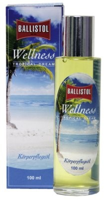Wellness Körperpflegeöl Tropical Dream, 100 ml