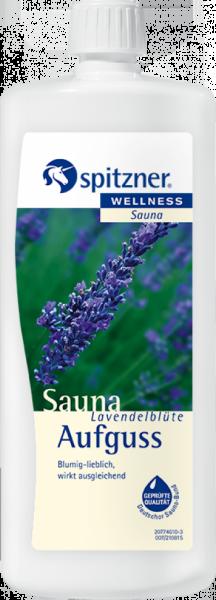 Spitzner Saunaaufguss Lavendelblüte