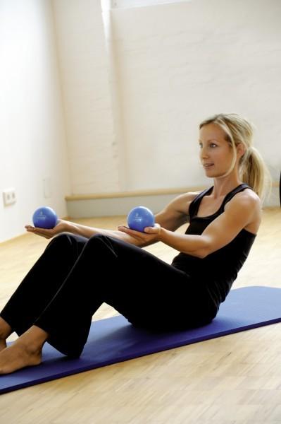 Sissel Pilates Toning Ball-900g