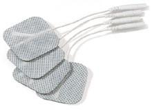 Eckige Elektroden für Tens- und EMS-Geräte