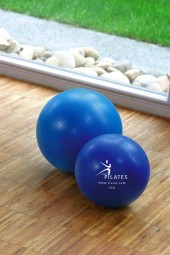 Sissel Pilates Soft Ball 22 cm, Blau