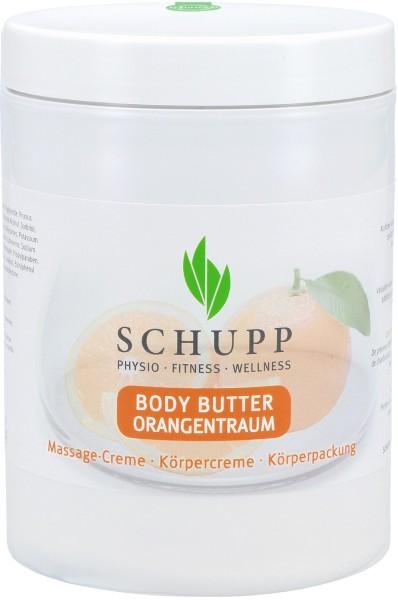 Bodybutter Orangentraum 1000 ml