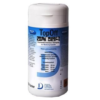 Top off Desinfektionstücher 150 Stck Spenderbox