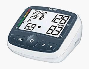 Beurer Blutdruckmessgerät Oberarm mit leichter Bedienung