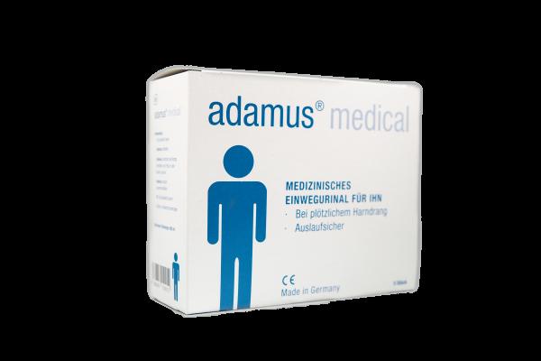 Adamus- das Notfall- WC für Männer ideale Campingtoilette LKW-Fahrer