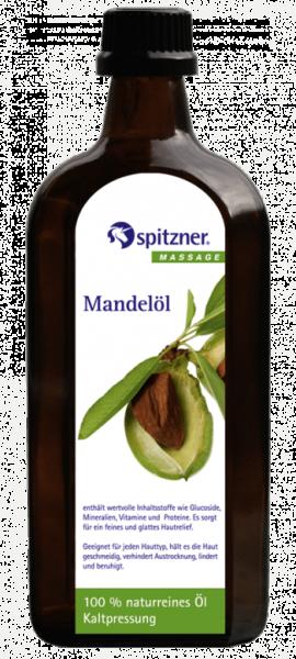 Spitzner Basisöl Mandel 500 ml