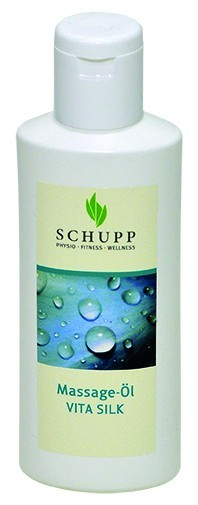 Schupp Massage-Öl Vita Silk 200 ml