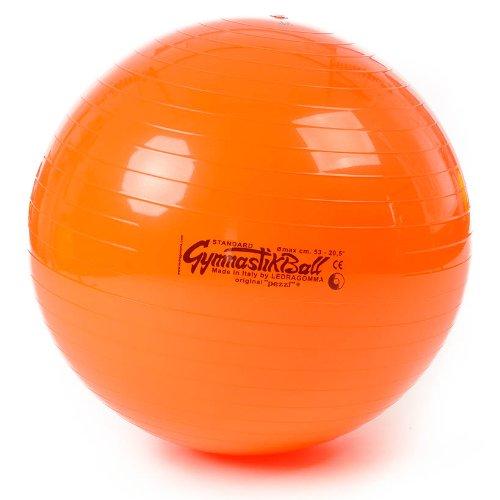 Pezziball-53-cm-orange-fuer-Koerpergroesse-140-155-cm-im-Geschenkkarton-mit-UEbungsanleitung-M-23-Pezzi-Box-01US9zrXIzjppUk