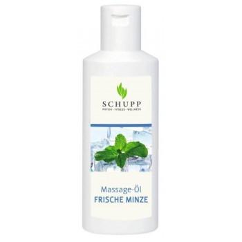 Schupp Massage-Öl Frische Minze