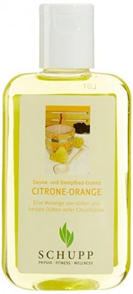 Sauna- und Dampfbad-Essenz Citrone-Orange