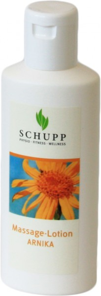 Schupp Massage-Lotion Arnika