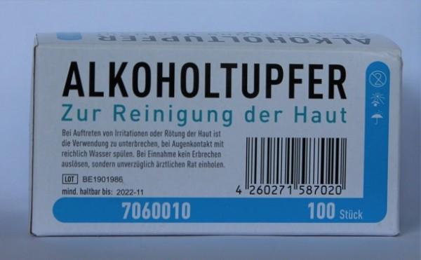 Alkohotupfer