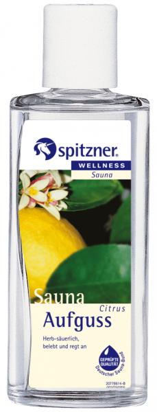 Saunaaufguß Citrus 1000 ml