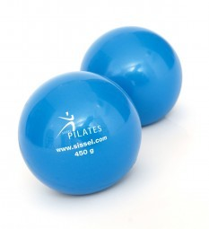 Sissel Pilates Toning Ball-450g 2-er Set