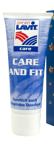 Care + Fit Duschgel 75 ml