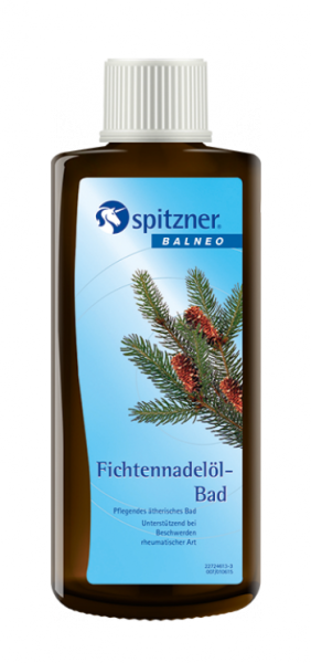Spitzner Fichtennadelöl-Bad 190 ml + 1000 ml