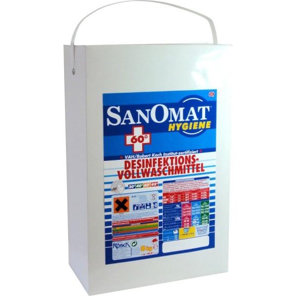 Waschmittel Sanomat desinfizierend 8 kg
