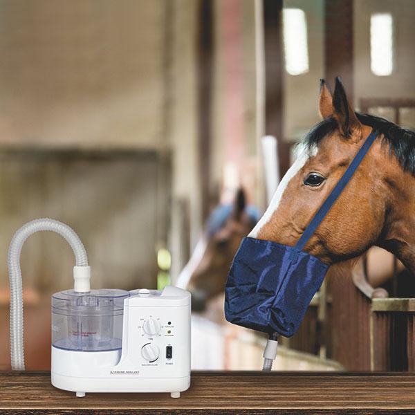 Ultraschall Inhalator Pferde