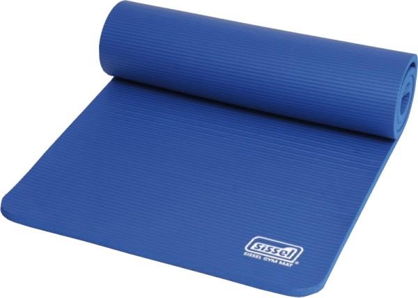 Gymnastikmatte Sissel 180x60x1,5cm blau