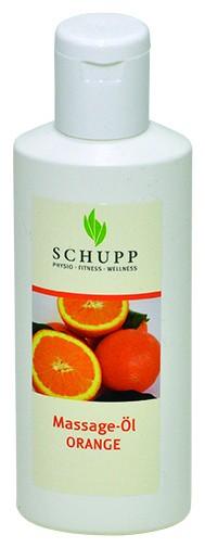 Schupp Massage-Öl Orange 200 ml