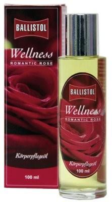 Wellness Körperpflegeöl Romantic Rose 100 ml