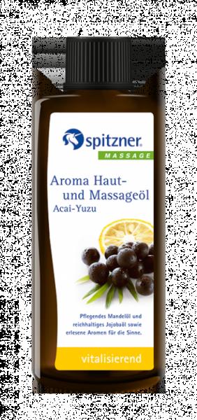 Spitzner Aroma Haut- und Massageöle