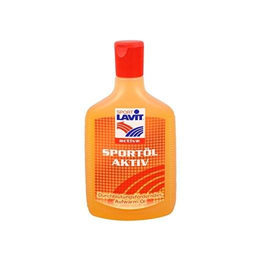 Sport Lavit Sportöl aktiv Aufwärmöl 200 ml