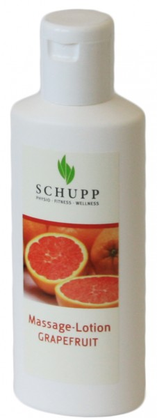 Schupp Massage-Lotion Grapefruit