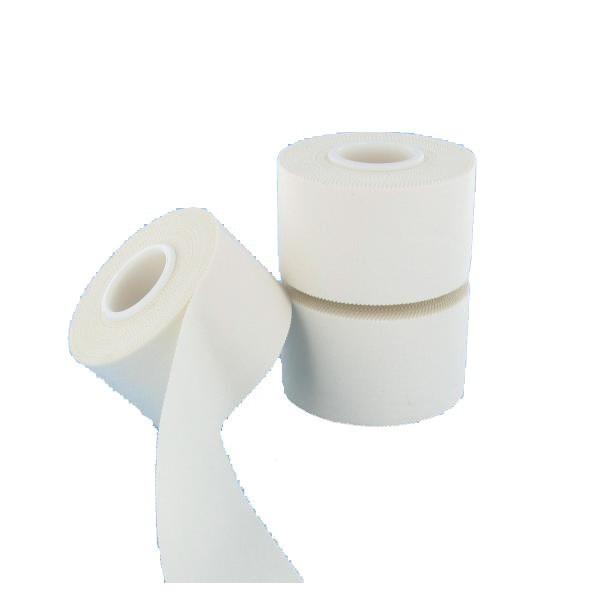 Scantape Tape Sporttape 3 Größen, weiß
