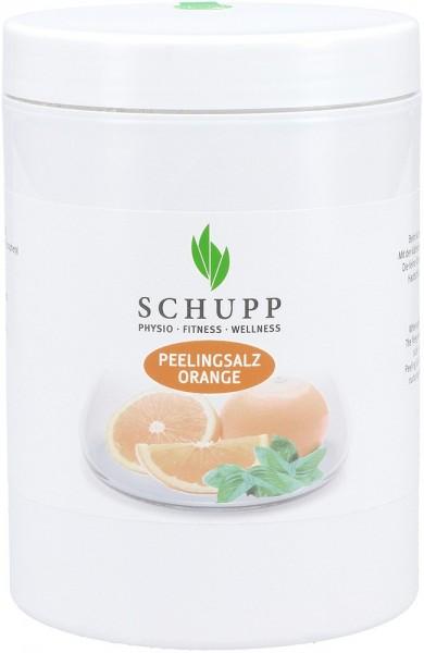 Schupp Peelingsalz Orange 1 Kg